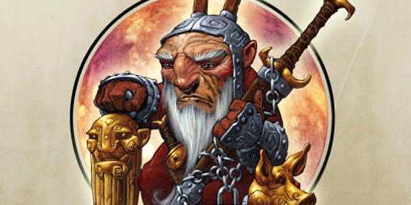 Dwarves of Tir-Na-Bor confrontation