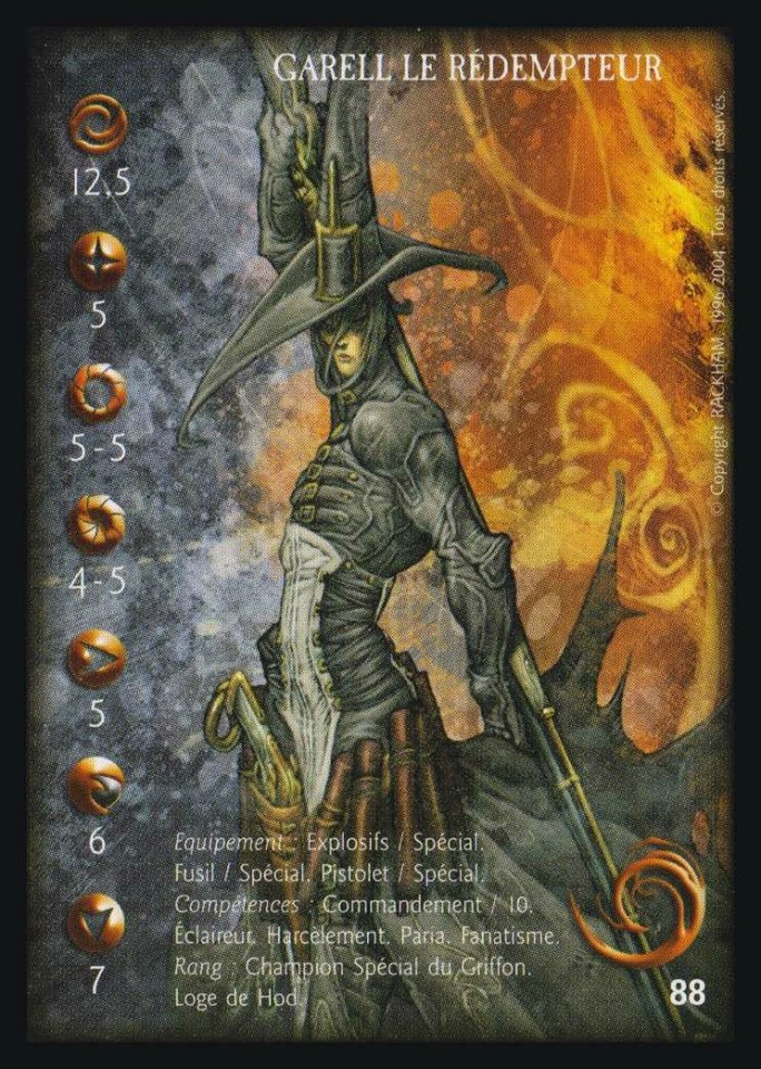 Garell griffin confrontation card