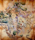 Mappa di Aarklash - Confrontation