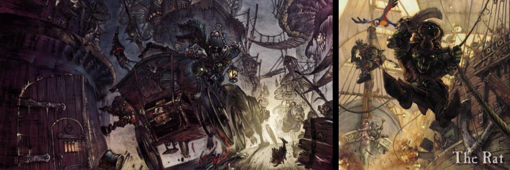 goblin confrontation cards