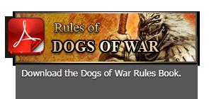 regole dogs of war