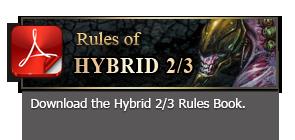 regole hybrid 2