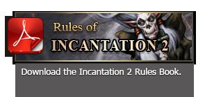 regole incantation 2
