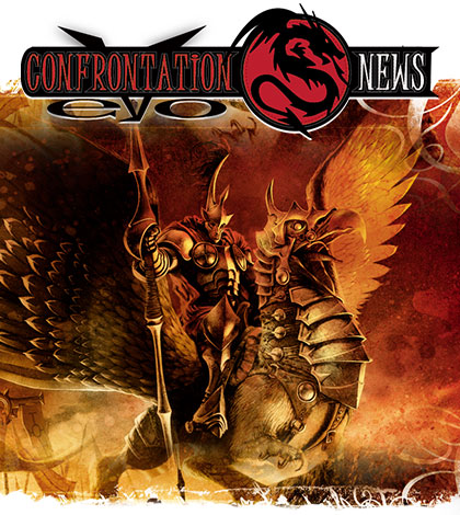 News Confrontation pills Confrontation evo cards miniature wargame