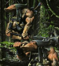 Orcs of Bran-O-Kor Confrontation