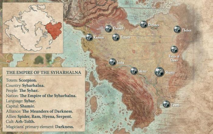 dirz map