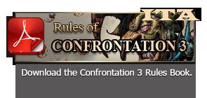 manuale regole confrontation 3 ITALIANO