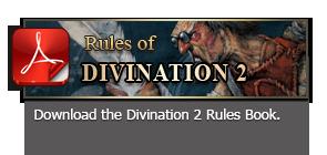 regole divination 2