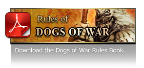 regole dogs of war ita