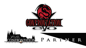 Confrontation Pills Confrontation Evo Miniature cards wargame